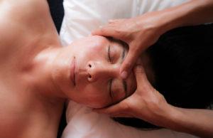 aromatherapy facial