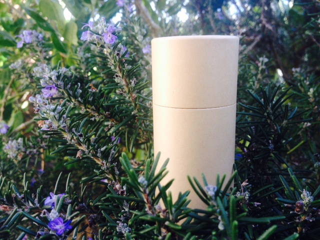 natural deodorant lemon & cedarwood